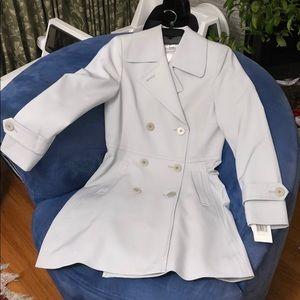 NWT Trina Turk trench coat size 6